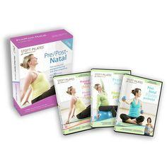 Pre / Post-Natal Pilates DVD Set