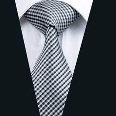 DN-1040  Men s 100% Jacquard Woven Silk Ties Necktie Free P&P! Clearance Sale!