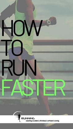 How to run faster if you are a beginner runner by running coach London Gerald Smith. A lot of people want to know how to run faster. Running Hacks, Running Workouts, Running 10k Training, Lose Weight Running, Running Injuries, How To Read Faster, Running For Beginners, Marathon Running, Personal Trainer