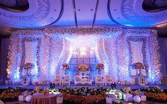 An abundance of flowers looks luxuriously! Photo by RCraft, Jaipur #weddingnet #wedding #india #indian #indianwedding #mandap #mandapdecor #mandapdesigns #mandapdecoroutdoor #outdoorwedding #mandapideas #weddingdecor #decor #decorations #decorators #indianweddingoutfits #outfits #backdrops #llittlethings #flowers #flowersdecor