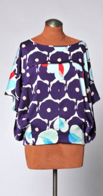 Spring Closet Must Haves:  Neiman Marcus Print Blouse,