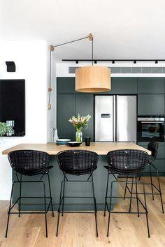 Stunning Breakfasat Nook Ideas to Improve Your Home Kitchen Interior, Kitchen Inspirations, Beautiful Kitchens, Interior, Home, House Interior, Kitchen Dining Room, Home Kitchens, Kitchen Style