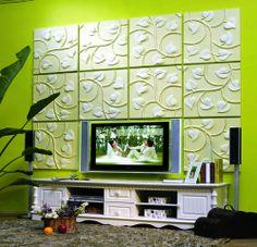 Green Home Decor Project  #WallArt  3dwalls.com.au