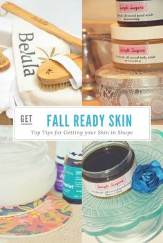 Fall Skincare Tips |