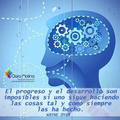 ¿QUÉ TE SUGIERE LA FRASE?... (((Sesiones y Cursos Online www.ciaramolina.com #psicologia #emociones #salud)))