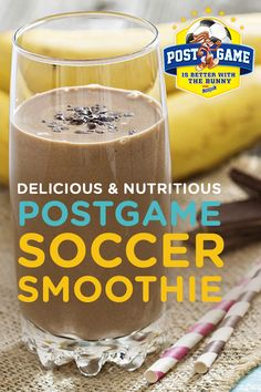 Create a delicious snack that will score high with your kids by making a…