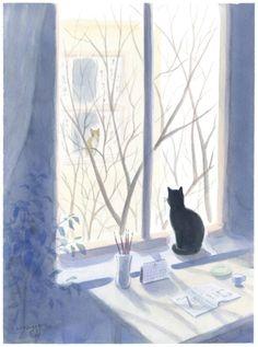 grafolioblog:  illustration by 함명곤http://www.grafolio.com/myeonggon