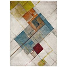 17 Stories This high-quality rug is very appropriate for comfortable and modern decoration. This practical rug of easy cleaning and maintenance which give you a lot of satisfying moments. Rug Size: Rectangle 120 x Modern Decor, Rug Size, Carpet, In This Moment, Quilts, Blanket, Smile, Design, Exterior