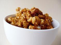 Homemade Cracker Jack #recipe