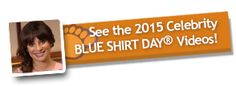 Blue Shirt Day™ World Day of Bullying Prevention | STOMP Out Bullying™  Prevent bullying now and in the future at http://www.fuzeus.com