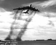 Loring AFB/these used to fly over our house all the time...the windows would rattle!