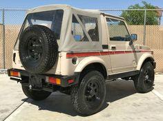 1987 Suzuki Samurai JX