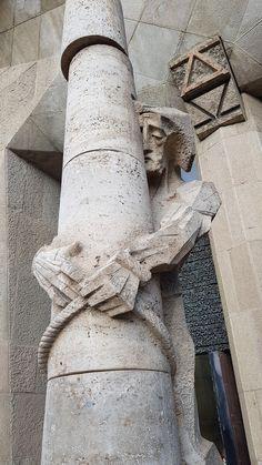 Sagrada Familia Barcelona Gaudi Antonio
