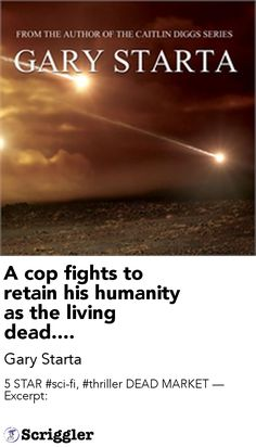A cop fights to retain his humanity as the living dead.... by Gary Starta https://scriggler.com/detailPost/story/45445 5 STAR