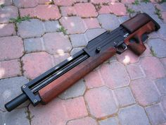 "coffeeandspentbrass: ""Walther WA2000 """