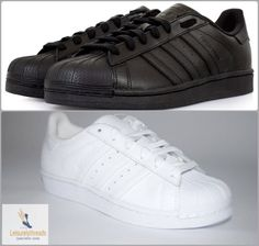 adidas Superstar Leather Trainers #adidas #Trainers