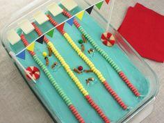 20 Winning Sports-Themed Birthday Cakes (Swimming, Baseball, Football, Golf, Gymnastics and More) -Score!