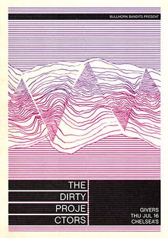 the dirty projectors poster