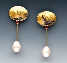 Secret Life of Jewelry - A Universe of Handcrafted Art to Wear: Marne Ryan Jewelry