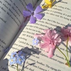 Shared by Find images and videos about pink, aesthetic and flowers on We Heart It - the app to get lost in what you love. Spring Aesthetic, Nature Aesthetic, Flower Aesthetic, Book Aesthetic, Aesthetic Vintage, Aesthetic Pictures, Aesthetic Drawing, Aesthetic Pastel Blue, Aesthetic Light