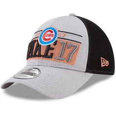 84f1b056e34 Chicago Cubs 2017 Division Series Winner Locker Room 9FORTY Adjustable Hat   ChicagoCubs  Cubs