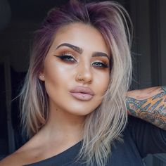 JAMIE GENEVIEVE she is so funny and too cute. Awesome makeup tutorials on YouTube