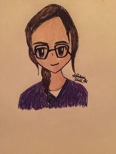 Self portrait :) Credit-Hyrulean Pikachu