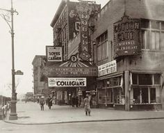 The original Cotton Club opened in the 1920′s on 142nd street and Lenox Avenue when central Harlem was the playground of the rich.