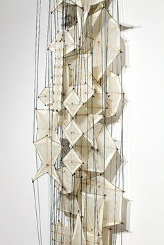 Jacob Hashimoto (Detail) | Flickr: Intercambio de fotos