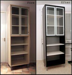 tall ikea magiker cabinet configuration | furnituredreams, Gestaltungsideen