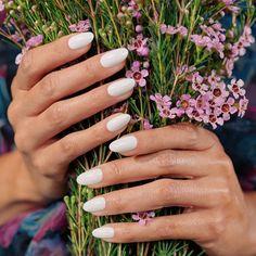 Cnd Shellac Colors, Shellac Nails, Manicure, White Nail Polish, Gel Polish, Lady L, Nail Pro, Nail Designs, Make Up