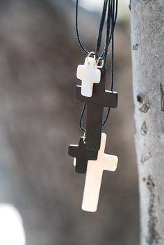 .....crosses