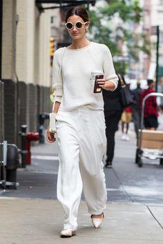 Celebrity Summer Street Style Inspiration Pictures | Harper's Bazaar