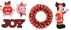 Oh Joy | Holiday Decoration Ideas | https://blog.strongbark.com/holiday-decoration-ideas/