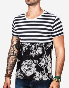 hermoso-compadre-100268-1 Casual Wear For Men, Stylish Mens Outfits, Dope Outfits, Preppy Boys, Independent Clothing, T Shirt World, Camisa Polo, Boys T Shirts, Surf Wear