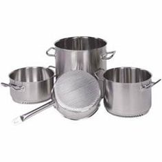 Eneron TPS5002 Turbo Cookware - Stock Pot with Lid, 11-1/2 Qt. by Eneron. $87.49
