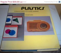 SALE Plastics Common shapes and Designs by by VintageVarietyFinds