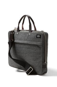 Jack Spade '| Tech Oxford' Slim Laptop Briefcase #jackspade #briefcase