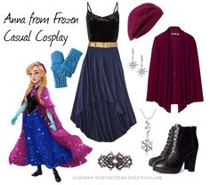 I usually don't like closet cosplay, but this is a nice way to modernize it.