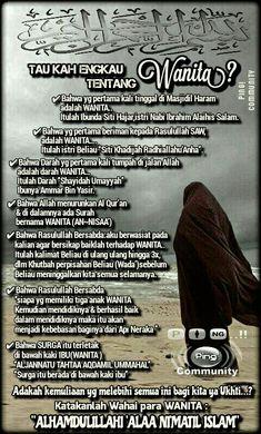 Muslim Quotes, Islamic Quotes, Muslim Religion, Cinta Quotes, Doa Islam, Learn Islam, Islamic Teachings, Self Reminder, Learning Arabic