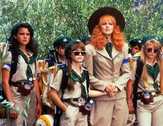 10 Summer Camp Movies We Love  including, of course, parent trap, troop Beverly Hills, heavyweights, and it takes two!!!