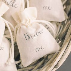 The Wedding of My Dreams - Throw Me Confetti Cotton Bag #wedding #theweddingofmydreams