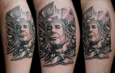 Anthony Bourdain - The Best and Worst Celebrity Fan Tattoos - Photos