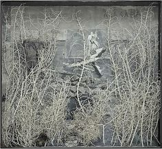 Anselm Kiefer, possible discussion about global suffering