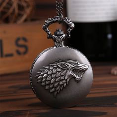 Vintage Game of Thrones Pocket Watch //Price: $9.99 & FREE Shipping //     #GamOfThrones