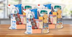 Feed Your Community with Food Basics Care Packages