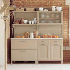 Aesthetic Italian Kitchen Design: Modern Italian Kitchen Cabinets ~ Kitchen Inspiration