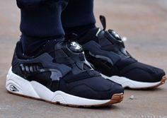 """Puma Disc Blaze """"Gum Sole"""" Pack - SneakerNews.com"""