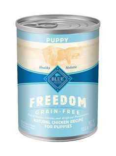 Blue Buffalo Freedom Puppy Chicken Wet Dog Food