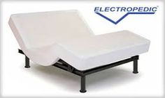 A therapeutic bed elevates the head and knees is advisable. My post explains,,,